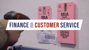 Get to know Ramstein Air Base: Northside Post Office (Finance-Customer Service)
