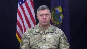 Col. Davis Yellow Ribbon