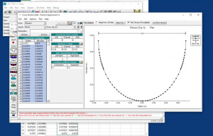 Non-Newtonian Flume (Part 1) - Creating a 1D Semi Circular Flume (pre-Terrain)