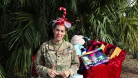 Lt. Col. Rachel Honderd - holiday season greeting