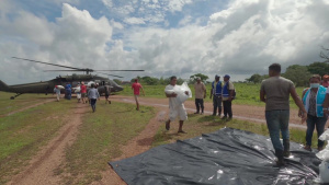 JTF-Bravo delivers humanitarian aid in Honduras
