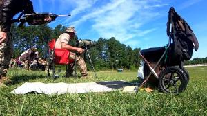 SFC Green, USAMU Service Rifle b-roll package