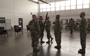 66th Troop Command Change of Command Ceremony