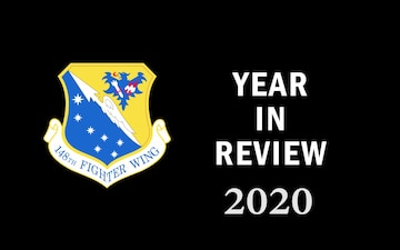 148th Fighter Wing 2020 Year in Review