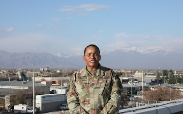Chief Warrant Officer 3 Debra Smith Holiday Shout-out Omaha NE