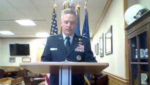 Multi-Domain Warfare Officer 20B Graduation
