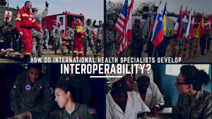 Celebrating 20 years of IHS: How do International Health Specialists develop interoperability?