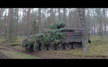 eFP Battlegroup Lithuania and Iron Wolf