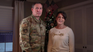 Lt. General Krumm and Lisa Krumm Holiday Message