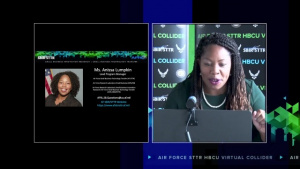 HBCU Panel Discussion - Anissa Lumpkin