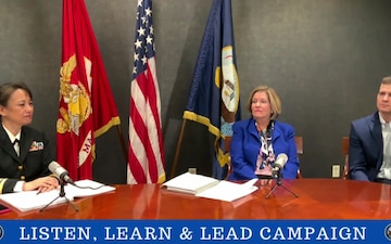NDW Listen, Learn, & Lead Campaign Live Town Hall