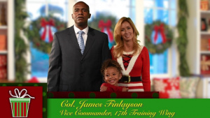 Col. Finlayson & Family Holiday Greeting (external)
