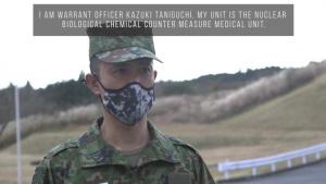 Future JGSDF Sergeants Major Visit CATC Camp Fuji