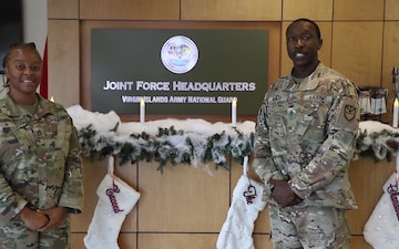Happy holidays from the Virgin Islands National Guard
