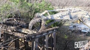 U.S. Army Corps of Engineers Dallas Floodway Supplemental - ATSF Bridge Demolition