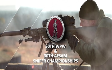 50th WPW and 30th AFSAM Sniper Championships Showcase