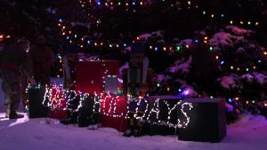 JBER Christmas Tree Lighting Ceremony