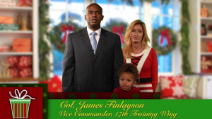 Col. Finlayson & Family Holiday Greeting (internal)