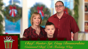 Chief Boomershine & Family Holiday Greeting (internal)