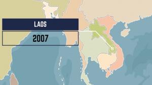 20th Anniversary of the International Health Specialist Program: Laos