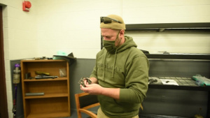 27th Special Operations Wing OpFor 3D Printing: The Future of Warfare (B-Roll Stringer)