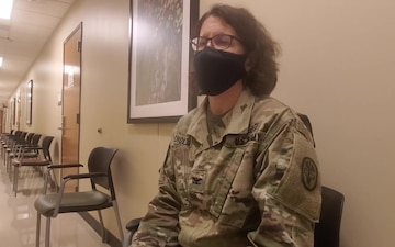 First COVID-19 vaccination administered on Fort Hood