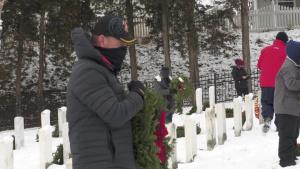 Wreaths Across America Offutt 2020