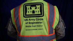 Army Captain Engineering Solutions in USACE Middle East District