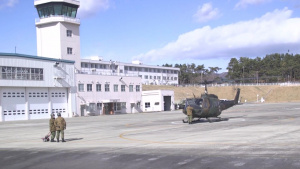 CATC Camp Fuji airfields support flight training for Marines, joint services and bilateral partners