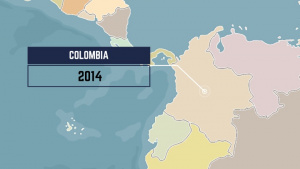 20th Anniversary of the International Health Specialist Program: Colombia