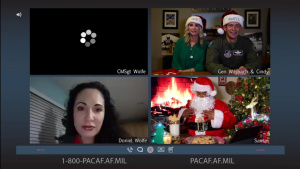 PACAF Holiday Message 2020