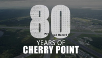 MCAS Cherry Point History: January