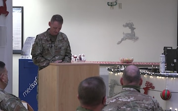 "Kirtland AFB designates ""Striker Medical Professionals Appreciation Day"""
