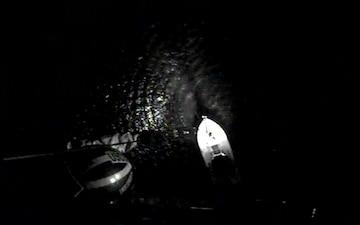 Coast Guard rescues 2 from aground vessel near Biloxi