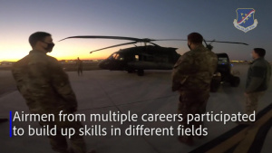 Incirlik Airmen take part in second interation of ACE