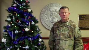 88th RD Commanding General, Maj. Gen. Darrell Guthrie, sends Holiday Message