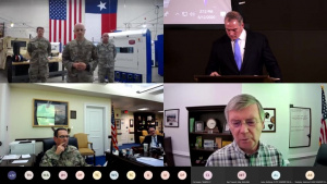 Texas Entry National Guard Innovation Competition 2020