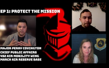 Forward March Episode 1: Protect the Mission