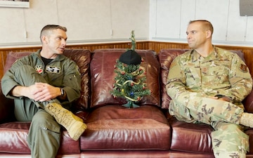 124th Fighter Wing Commander and Chief Holiday Greetings 2020