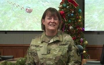 Major General Michelle Rose - NORAD Tracks Santa - CTV