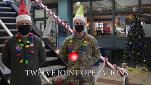 The 12 Days of Christmas-RAF Mildenhall Edition