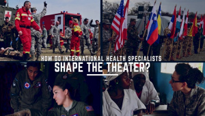 Celebrating 20 years of IHS: How do International Health Specialists shape the theater?