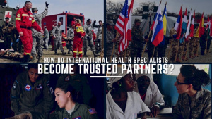 Celebrating 20 years of IHS: How do International Health Specialists become trusted partners?