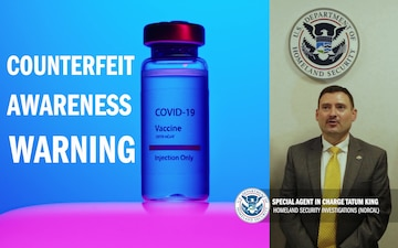 COVID-19 Vaccination Fraud Awareness PSA - 30 seconds