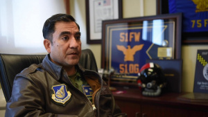 USSPACECOM Warfighter Culture: Col Dave Rayman