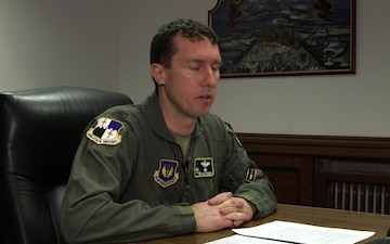 52d Fighter Wing COVID-19 Message