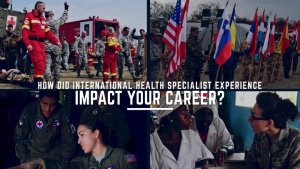 Celebrating 20 years of IHS: How did International Health Specialists experience impact your career?
