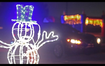Bliss FMWR lights the night for military families