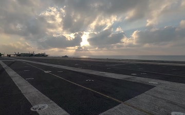 Nimitz Flight Ops