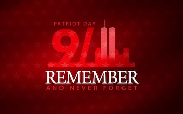 Patriot Day - 9/11 Remembrance